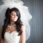 Кращі весільні зачіски 2013