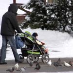 Кращі зимові коляски. Коляски на зиму для дітей