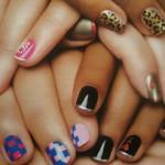 Манікюр на коротких нігтях - вдалі модні рішення