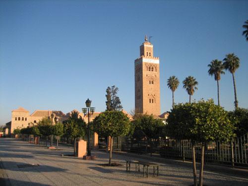 Відпустка в Марокко у квітні