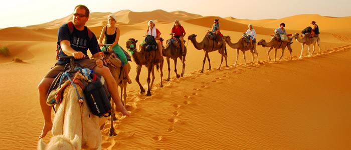 Екскурсії в Марокко у квітні