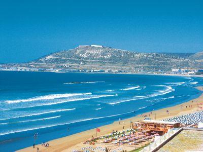 Марокко у квітні - пляжі і серфінг