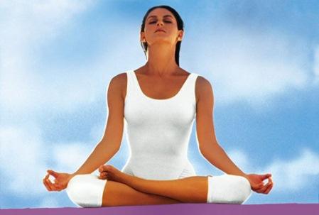 Медитація на хмари для заспокоєння