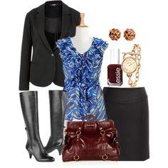 Моделі блузок для повних жінок