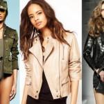 Модні куртки весна 2013 для жінок