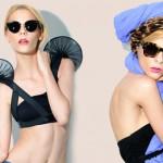 Модні сонячні окуляри 2013 - популярні бренди та моделі