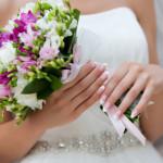 Модні весільні букети 2013