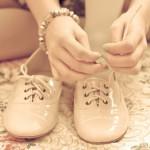 Модні туфлі без каблука на літо-осінь 2013 - 10 найелегантніших моделей