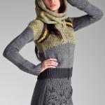 Модні зимові светри сезону осінь-зима 2012/2013