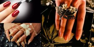 Модний манікюр осінь зима 2013-2014: стильна прикраса нігтів