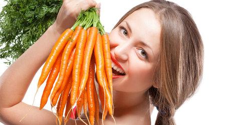 Морквяна дієта для схуднення