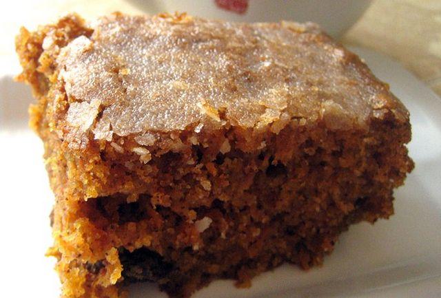 Морквяний кекс в мультиварці: приготування