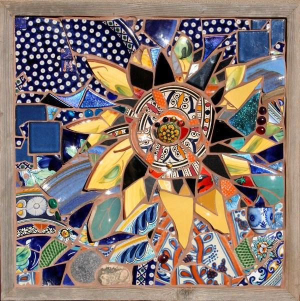 Мозаїка своїми руками: техніка виготовлення. Стільниця з мозаїки своїми руками: способи оформлення