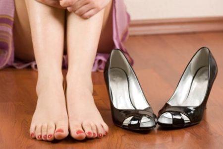 Чи можна прибрати кісточку на нозі без операції