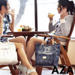 Неповторний французький стиль аксесуарів Azaro