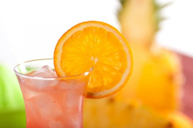 Цитрусові коктейль для Святкова столу