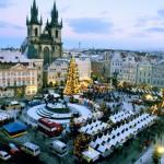 Новорічні свята в Чехії