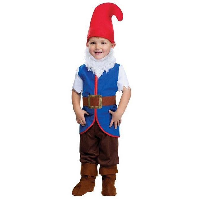Новорічний костюм гнома своїми руками. Як пошити костюм гнома?