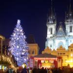 Новорічна Прага - таємниче середньовіччя і яскрава сучасність