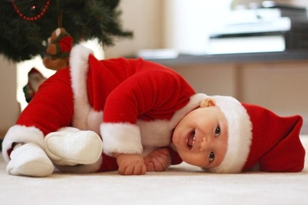 Дитина: як відзначаті новий рік з Малюком