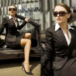 Образ ділової жінки навесні-влітку 2013 року. Що одягнути в офіс?