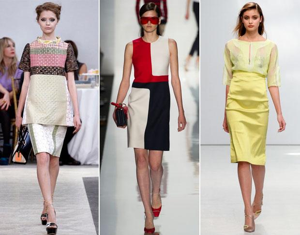 Ділова мода навесні-влітку 2013