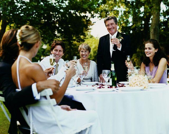 Оригінальне привітання на весілля