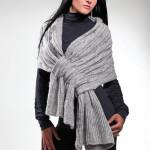 Оригінальні ідеї, як модно носити шарф взимку!