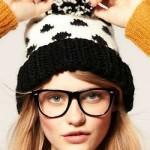 Оригінальні зимові шапки 2013