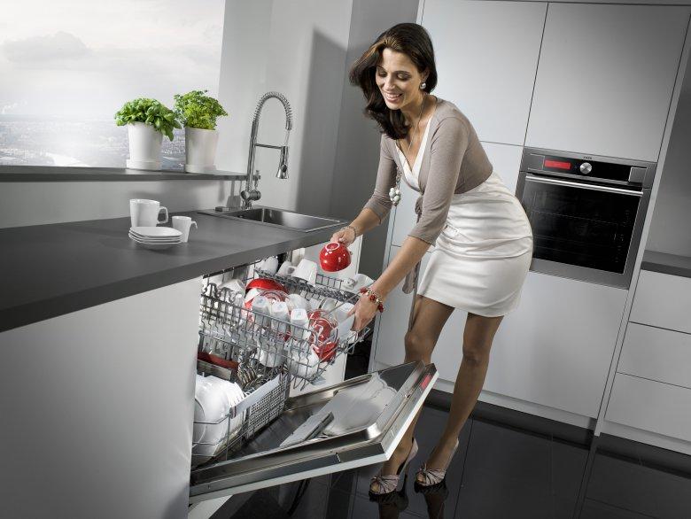 Основні правила вибору посудомийної машини для дому