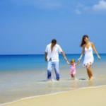 Відпочинок з маленькими дітьми в червні: де відпочивати?