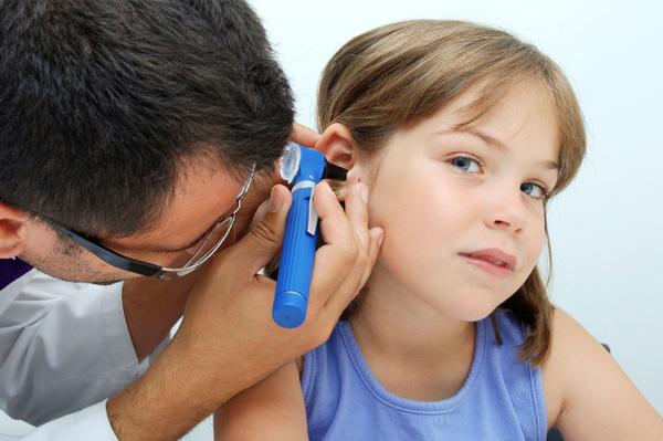 Отит середнього вуха: лікування