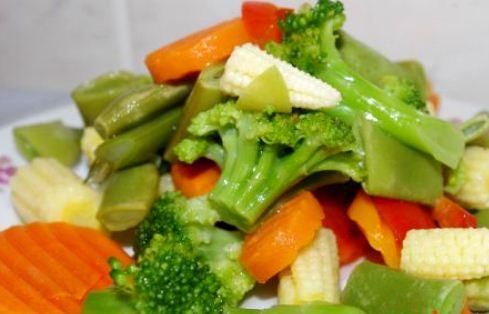 Овочі альденте: як приготувати?