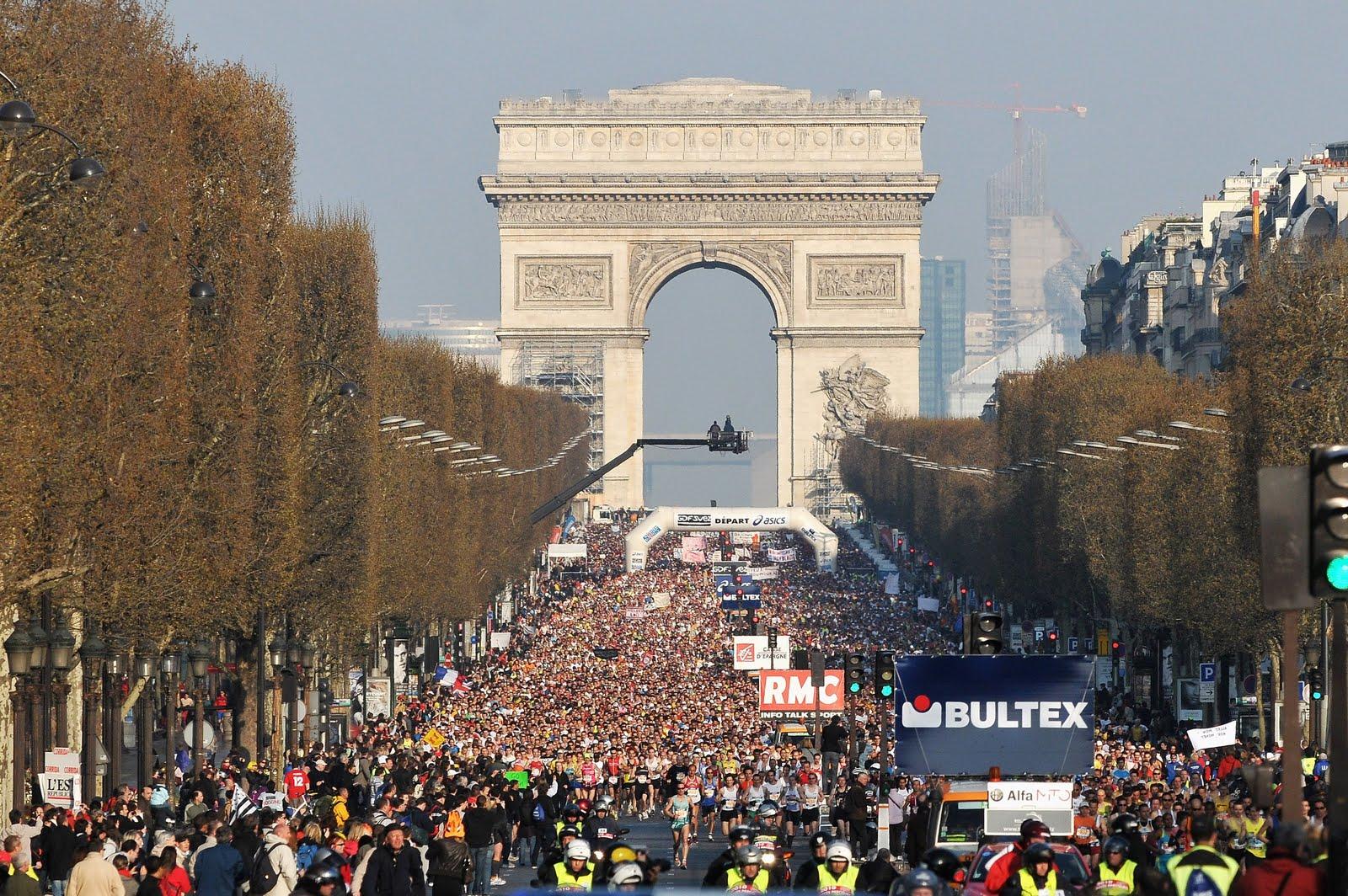 Відпочинок в Парижі у квітні