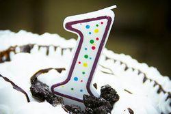 Перший день народження