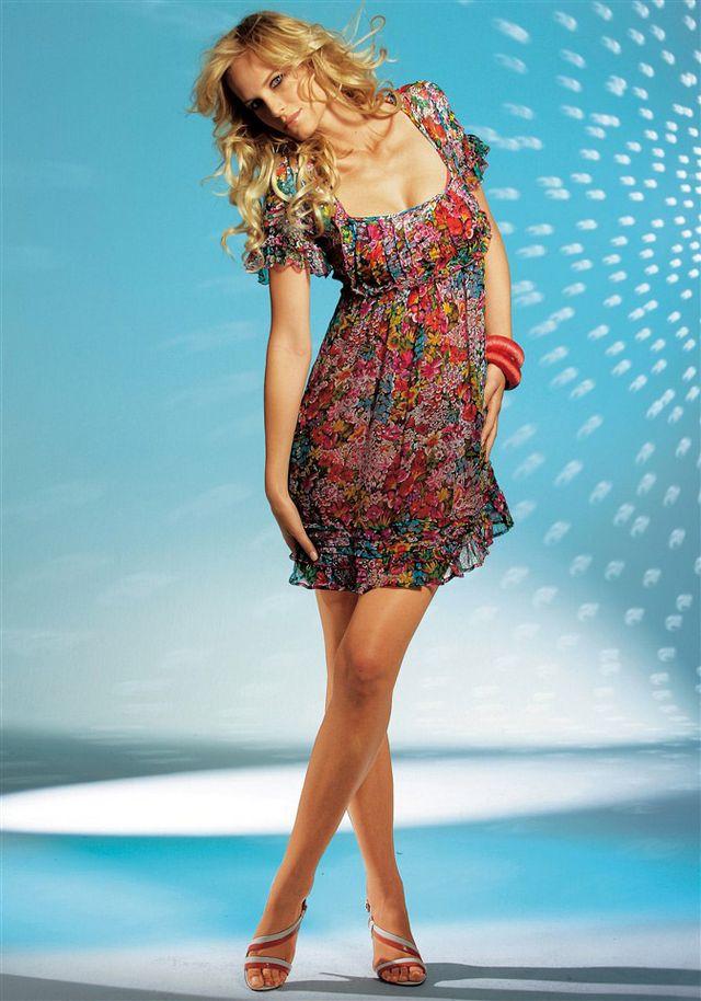 Плаття з шифону своїми руками. Вибір фасону, форма і опис роботи