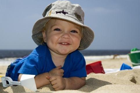Пляжний відпочинок з дитиною: розставляємо пріоритети