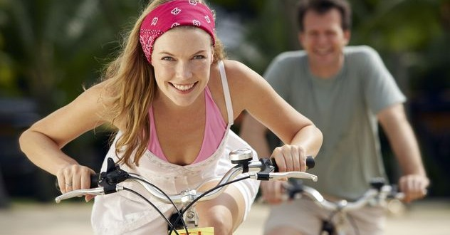 Плюси їзди на велосипеді - в чому користь велосипеда для жінок