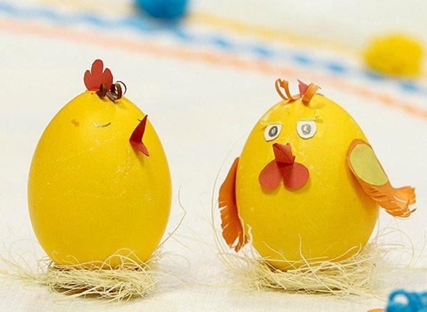 Вироби з яєць: як виготовити? Як зробити яйце порожнім?