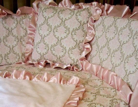Покривало на ліжко для спальні своїми руками