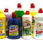 Популярні засоби для миття посуду - порівняння, відгуки господинь