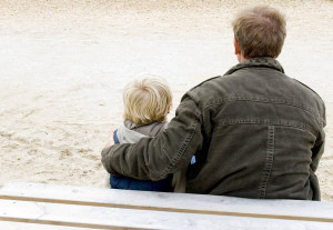 Права та обов'язки батька дитини після розлучення, або всі турботи приходить тата