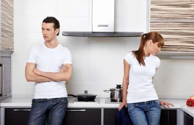 Правила сварки, або як правильно лаятися з чоловіком без шкоди для відносин