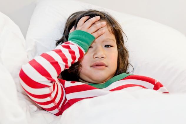 Ознаки різних форм епілепсії у дітей