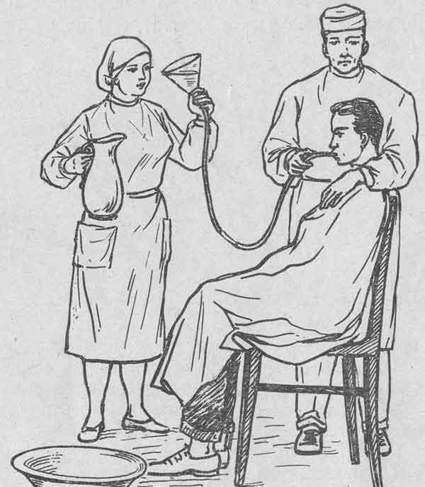 Промивання шлунка: показання та протипоказання