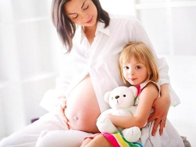 Застуда як ознака вагітності - и что з ЦІМ робити?