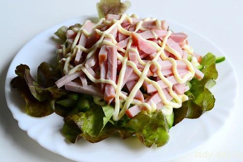 Прості салати на святковий стіл