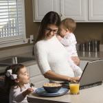 Робота для жінок на дому, робота з вільним графіком