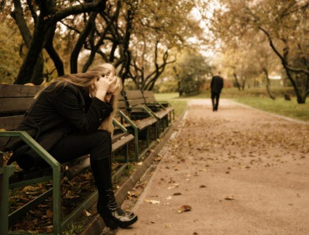 Розставання з коханою людиною. Як пережити розставання і не втратити себе?