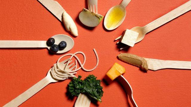 Роздільне харчування: меню на тиждень